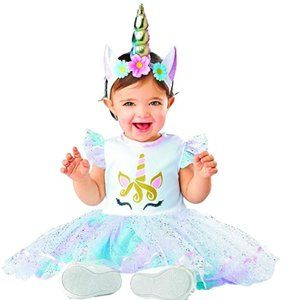 NEW Daydrem Unicorn Infant Halloween Costume